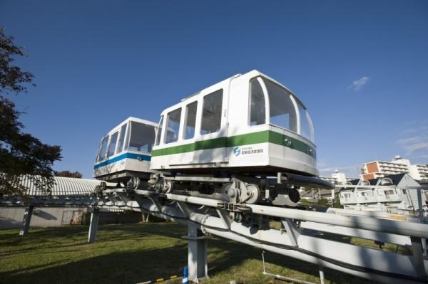 Eco-Ride Жапонияның қоғамдық көлігіне айналмақ