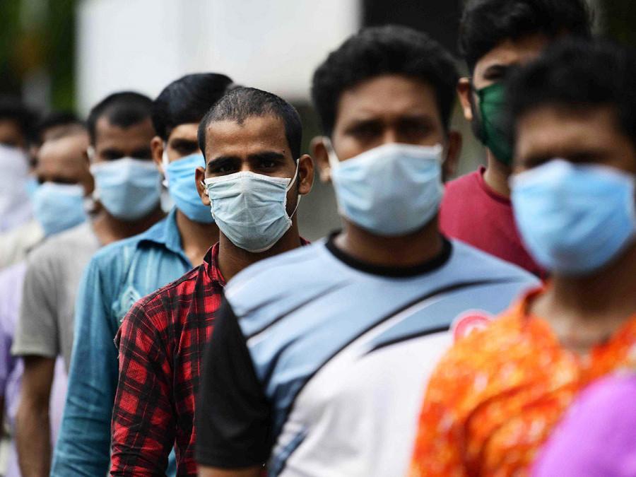 Үндістаннан коронавирустың тағы бір штамы шықты