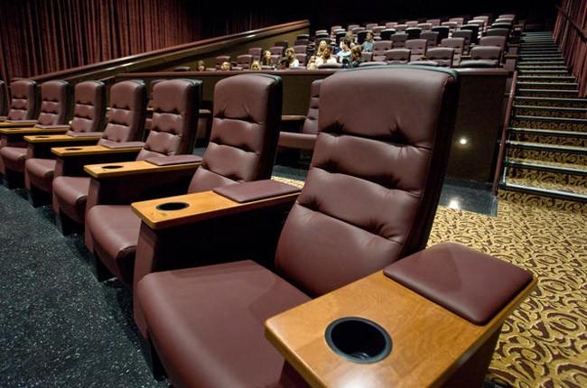 Әлемдегі ең үздік 10 кинотеатр