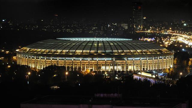 2018 жылғы Әлем чемпионатының финалы «Лужники» стадионында өтеді
