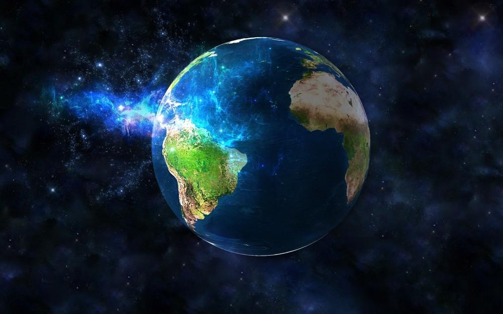 Ғалымдар Жер шарының 100 млн жылдан соңғы кейпін көрсетті  (Видео)