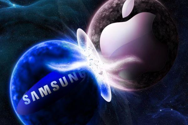 Samsung басшысы Apple ұстайды