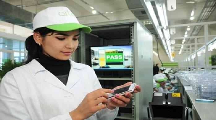 Өзбекстан смартфон шығара бастады