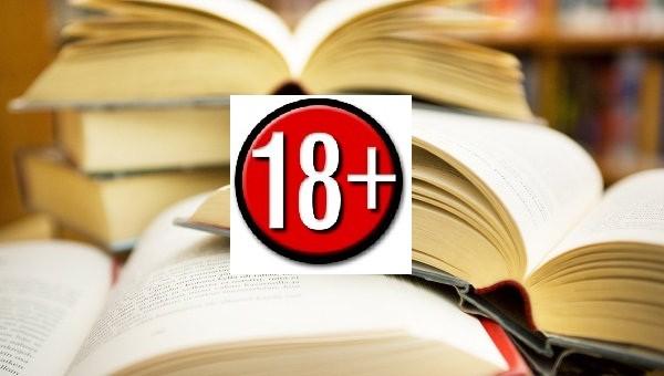 Ресей «18+» белгісін енді кітапқа қояды