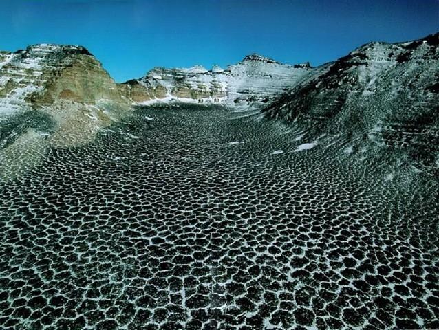 Антарктикадағы адам нанғысыз құрғақ алқаптар