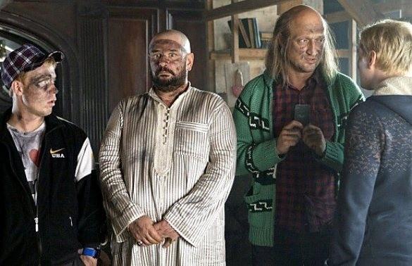 «Сәттілік джентльмендері» комедиясы Алматыға жетті