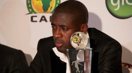 Яя Туре екінші рет Aфриканың үздік футболшысы атанды