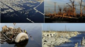Су астында 25 жыл ұйықтаған қалашық