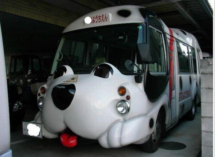 Әзіл. Автобуста