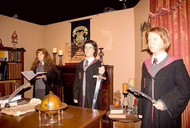 Лондондағы Гарри Поттер мұражайы
