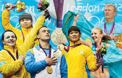 «Олжалы отызыншы Олимпиада» кітабы жарық көрді