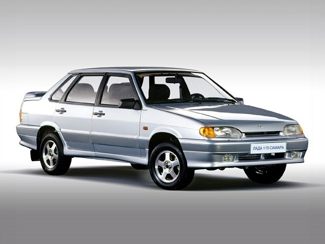 Lada Samara седаны енді шығарылмайтын болды