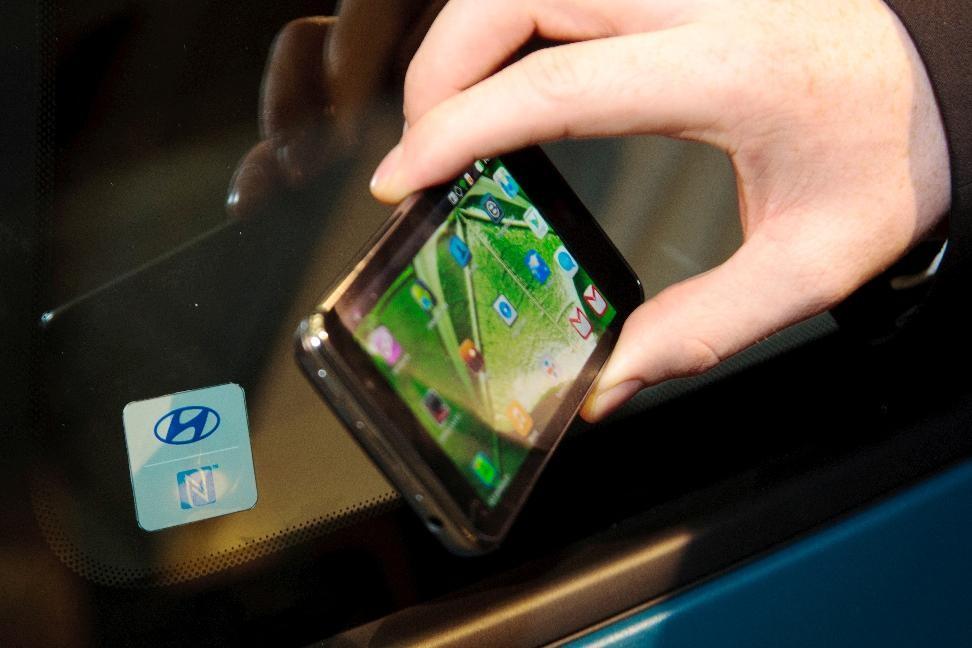 Hyundai көліктерінің есігін телефон арқылы ашуға болады