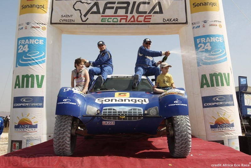 Africa Eco Race-2013 – Хроника