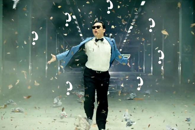 Gangnam Style: құпия мен қорқыныш