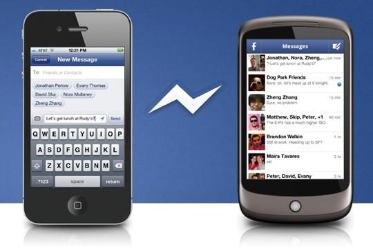 Facebook чаты дыбыстық хабарламалар жіберу мүмкіндігіне ие болды