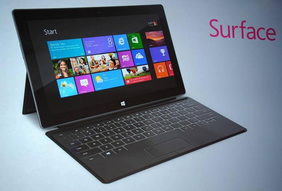 Surface Pro қаңтардың соңында сатылымға шығады