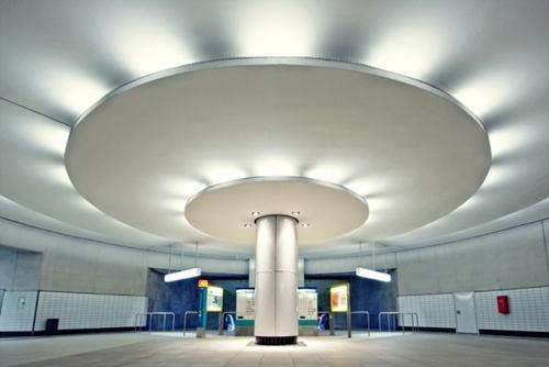 Әлемнің ең әдемі метро станциялары