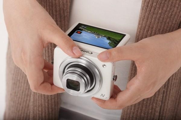 Ерекше дизайнды камера