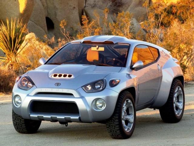 Toyota Nissan Juke-ке бәсекелес болар көлігін шығармақ