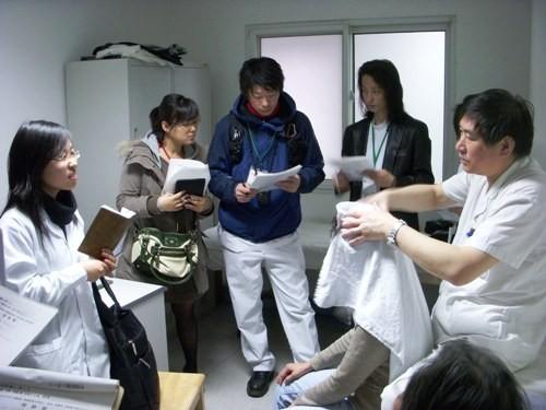 Қытайда «Қазақ халық медицинасын» оқытуда