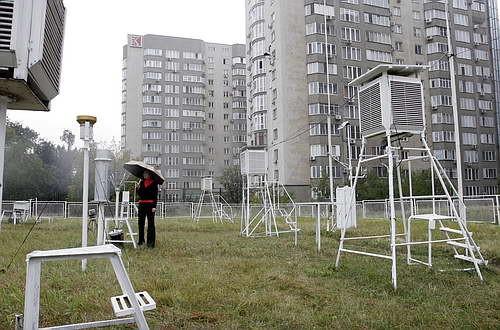Алматы қаласының алдағы бес күнге арналған ауа-райы болжамы
