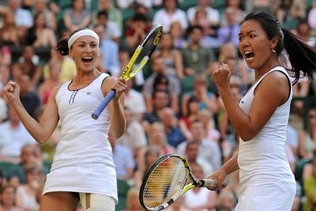 Шведова мен Кинг жұбы Australian Open турниріндегі қарсыластарын анықтады