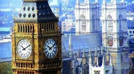 Лондон қаласының көшелері