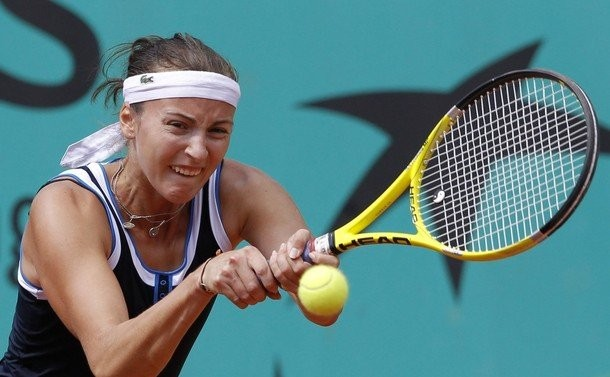 Ярослава Шведова Australian Open-2013 турнирінің ширек финалына шықты