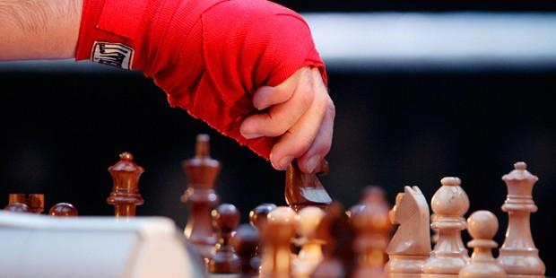 Шахбокс - шахмат пен бокстан туған