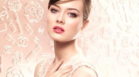 Chanel-дің көктемдік макияжы