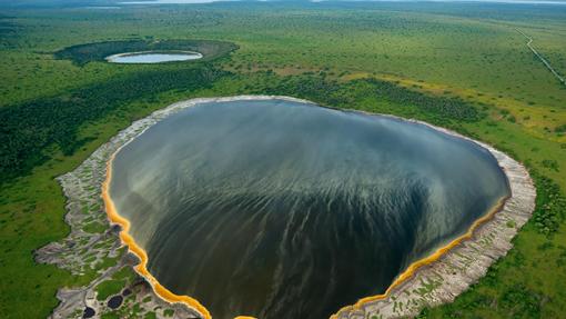 Жер бетіндегі ең ірі ғажайып аңғарлар