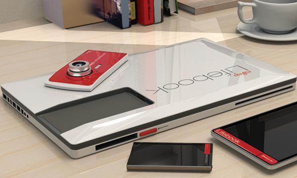 Сегіз қырлы, бір сырлы ноутбук