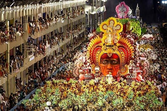 Бразилия карнавалы жанжалмен аяқталды