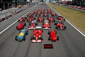 Формула 1 жарысының тарихы