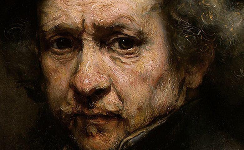 Рембранд картинасының астынан тағы бір портрет табылды
