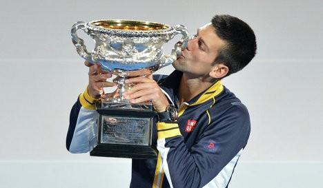 Новак Джокович Australian Open турнирінің төрт дүркін чемпионы атанды