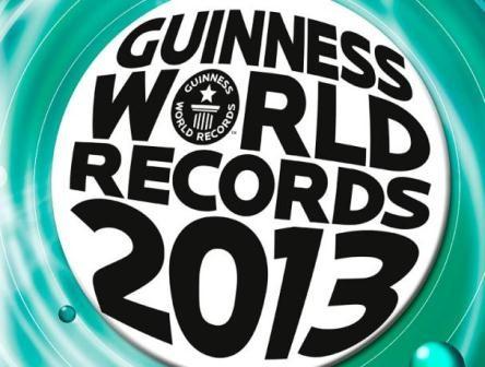 2013 жылғы Гиннес рекордтары