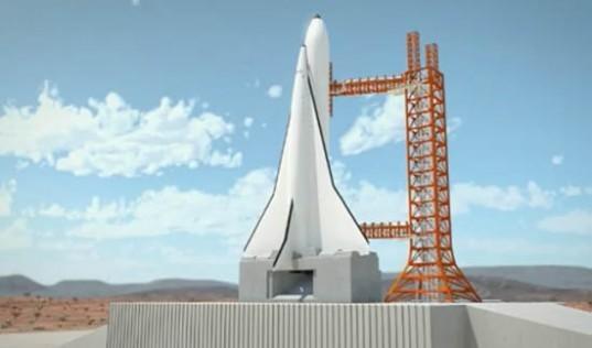 SpaceLiner: 2050 жылы самғайтын дыбыстан жылдам ұшақ
