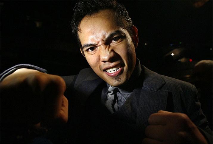 Нонито Донэр 2012 жылдың үздік боксшысы атанды