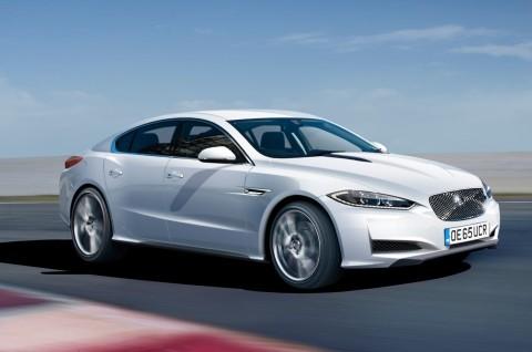 Жаңа Jaguar седаны