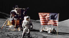 «Аполлон» миссиясының жұмбағы немесе АҚШ айға қонды ма?
