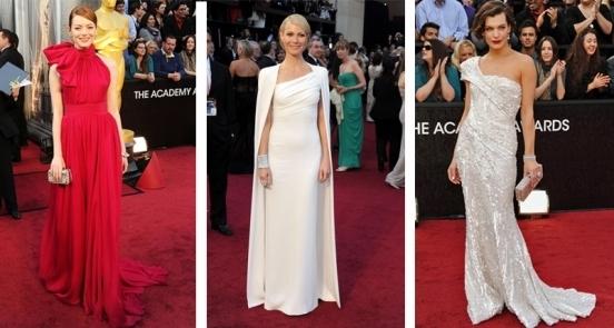 Оскар-2012: Ең сәнді көйлек