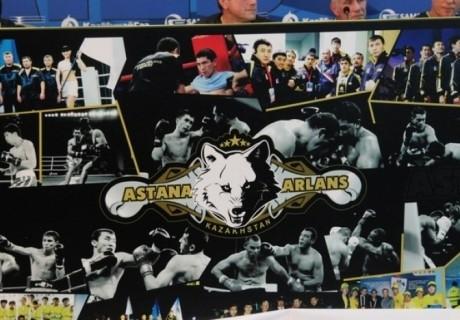 «Астана Арланс» командасының Ұлыбританияға баратын боксшылары анықталды