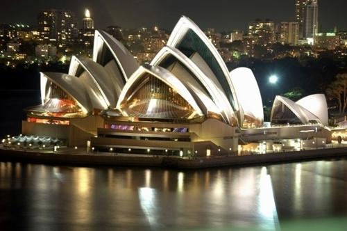 Сидней Опера театры - құрылысы 15 жылға созылған өнер ордасы