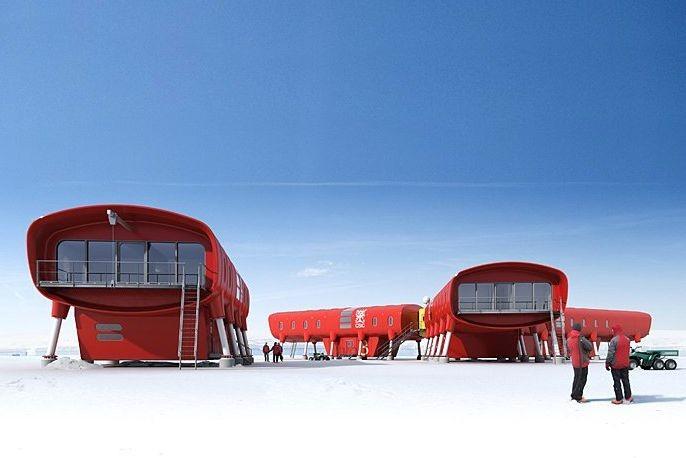 Бүгін Антарктидада мобильді зерттеу бекеті іске қосылады