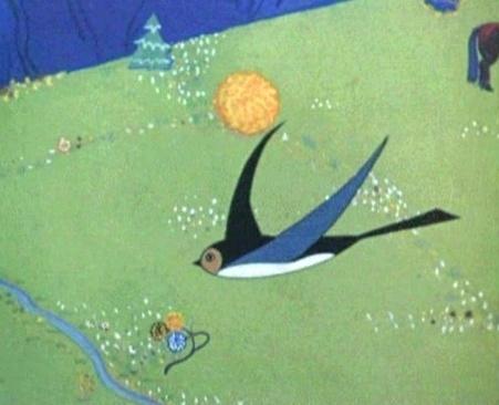 Қазақтың тұңғыш мультфильмі