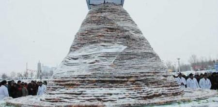 1111 метр қазы Гиннесс рекордтар кітабына ұсынылды
