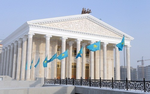 Астанаға атақты