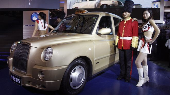 Лондон такси зауытын Қытай компаниясы сатып алды